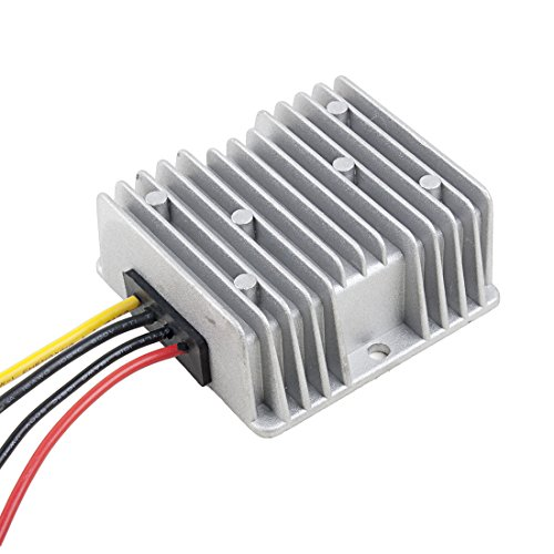 7647 8 drok 120w 10a dc to dc waterproof club car voltage reducer, 24 60v supernight voltage regulator wiring diagram at webbmarketing.co