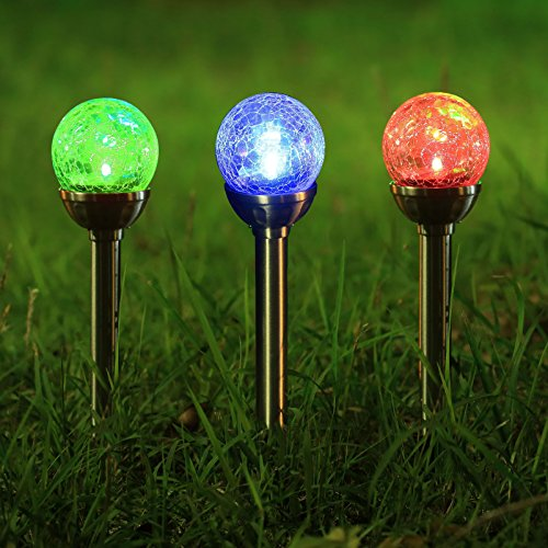 if you want to make your garden look very beautiful then look no further purple because these unique solar lights will bring you the solar garden - Christmas Solar Pathway Lights