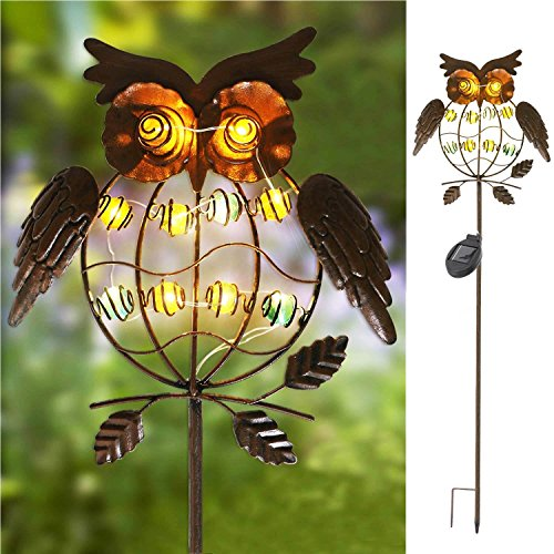 Introduction: Solar Pathway Stake Light, Patio, Solar Stake Lights Is Ideal  For Garden Lighting, Decorating Your Lawn, Perfect For Garden Decor A Fun,  ...