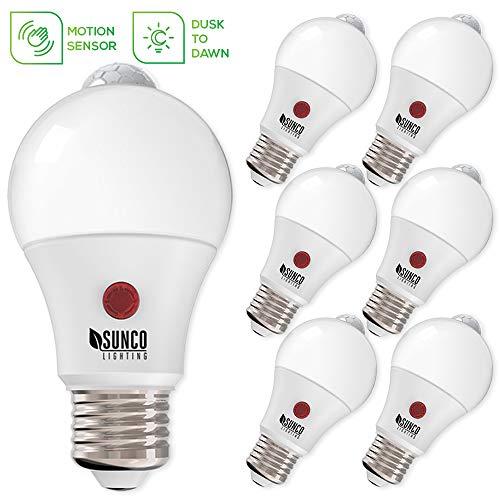 Ul  U2013 Sunco Lighting 4 Pack Par38 Led Bulb  Dusk